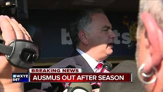 Tigers and Ausmus to part ways - Video