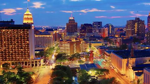 The 300th Anniverary of San Antonio, Texas.