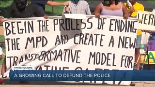 A growing call to defund the police across the nation