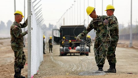 Pentagon Extends Border Mission Through End Of September