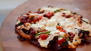 BBQ Tricks Bacon Weave Pizza - Video