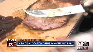 New Q-39 location opens in Overland Park - Video