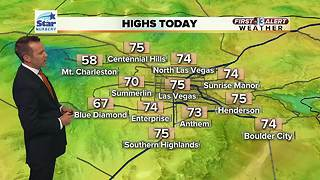 13 First Alert Weather for February 8 2018 - Video