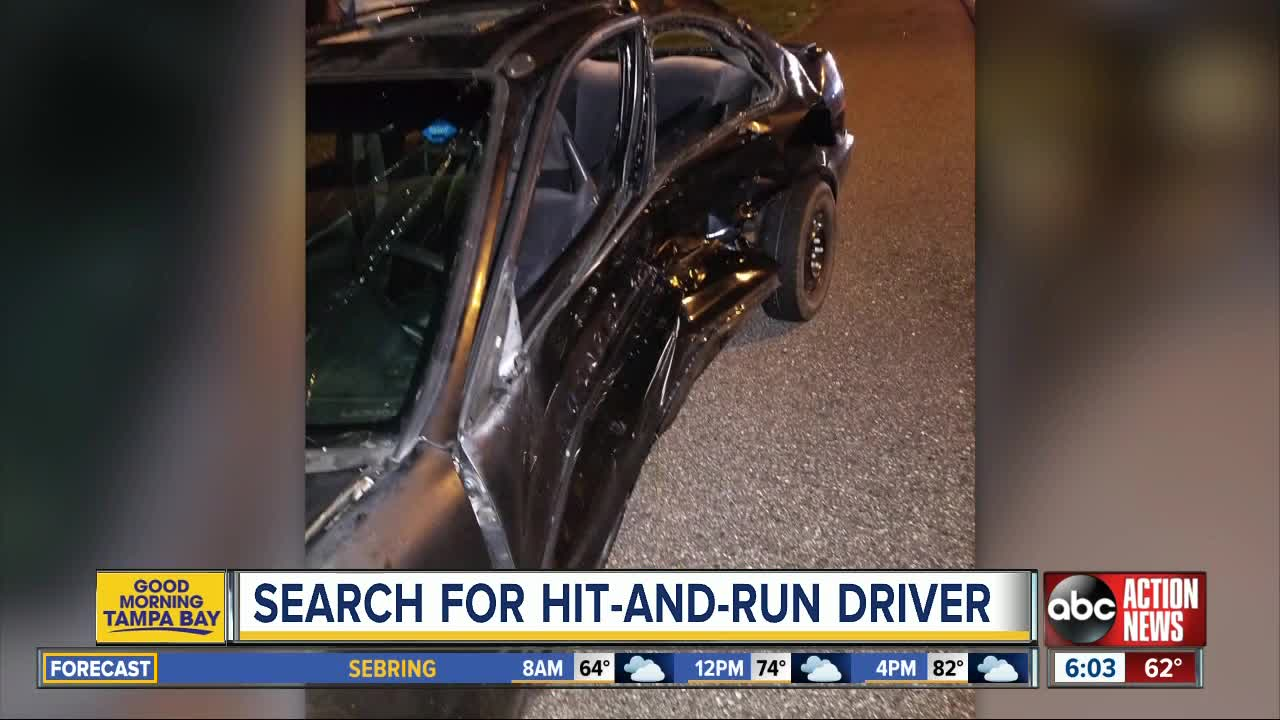 Street racers cause hit-and-run crash on Courtney Campbell Causeway