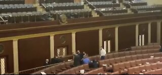 UPDATE: Woman shot inside Capitol during riot has died