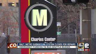 MTA: Entire Metro system will close for up to 4 weeks for emergency repairs - Video