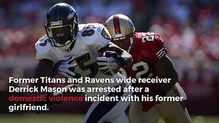 Former NFL All-pro Arrested - Video