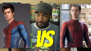 Spider-Man vs Amazing Spider-Man film review - Video