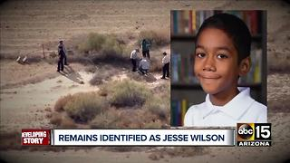 Top stories: Immigration raid, Jesse Wilson remains found - Video