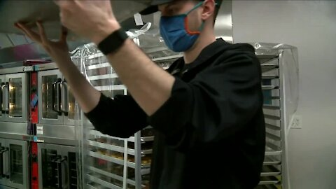 Back to work: Aurora bakery comes up with new recipe for success