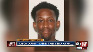 Man wanted for murder in Pasco County dead by suicide