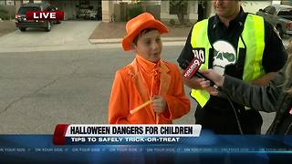 Halloween tricks to keep your kids safe - Video