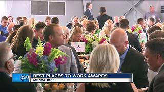 Best Places to Work Awards - Video