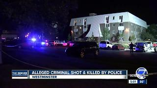2 killed in 2 separate officer-involved shootings in Colorado Friday evening - Video