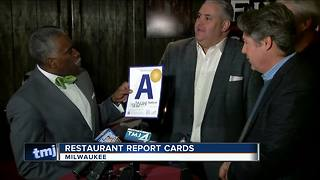 Health report cards to be displayed in Milwaukee restaurants - Video