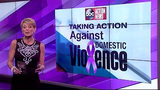 Taking Action Against Domestic Violence: Thank You Postcardmania