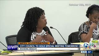 Councilwoman Lynne Hubbard said she attended to give opinion during secret meeting - Video