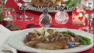 Mr. Food - Chicken Marsala For Two