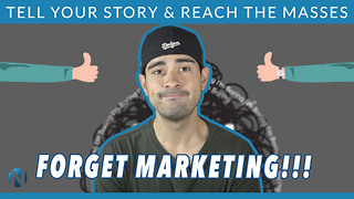 Brands: Forget about marketing! - Video