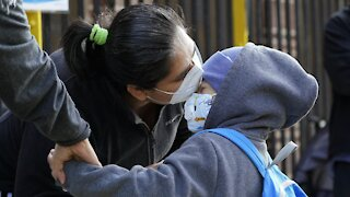 New York City Threatens Fines For People Who Don't Wear Masks