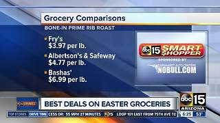 Best deals for Easter ham - Video