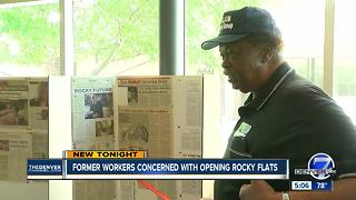 Former Rocky Flats workers reunite after federal court motion filed to stop wildlife refuge opening - Video
