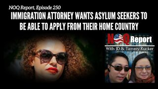 Immigration attorney wants asylum seekers to be able to apply from their home country