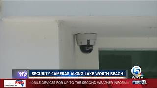 Lake Worth increasing surveillance across the city - Video