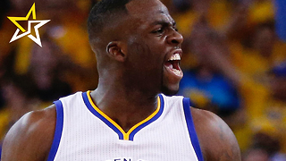 Draymond Green Blasts Reporter Comparing Warriors To Texas Floods - Video