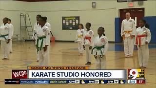 Why karate master Terrell Davis brought the martial art to children - Video