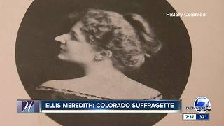 Ellis Meredith, Colorado Women's Hall of Fame Class of 2018 - Video