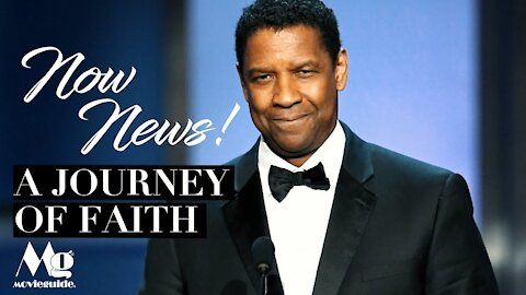 Denzel Washington Opens Up About Coming To Faith