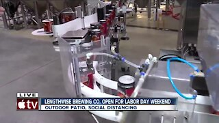 Brunchin' with Bell: Behind the scenes with Lengthwise Brewing Company
