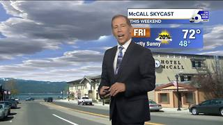 Isolated Showers Give Way to Sunshine - Video