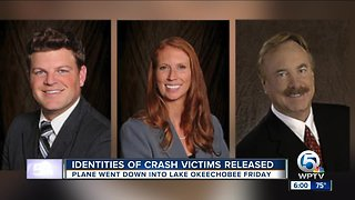 5 people who died in plane crash into Lake Okeechobee are identified