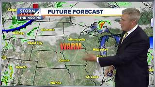 Beautiful weather continues Wednesday - Video