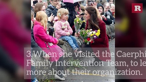Powerful Women: Kate Middleton | Rare People