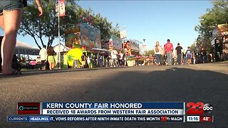 Kern County Fair honored