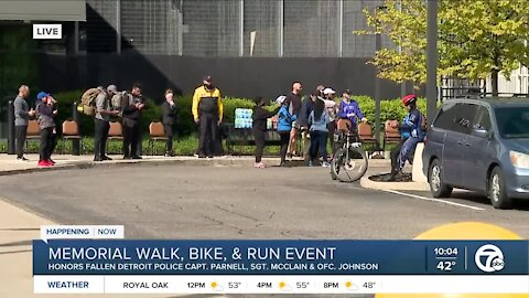 DPD Memorial Walk, Bike & Run Event
