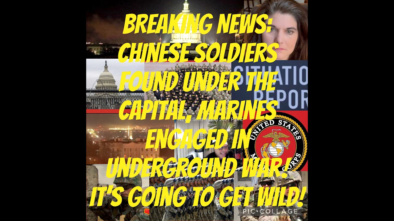 Breaking News: Marines, Chinese Soldiers, Mass Gunfire, Arrests, Trump! - Must Video