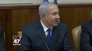 Israeli Prime Minister Benjamin Netanyahu indicted on bribery, corruption charges