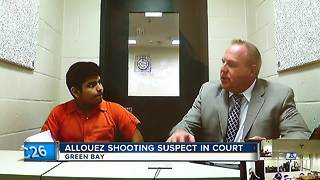 17-year-old charged in Allouez shooting - Video