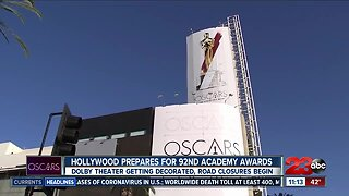 Hollywood prepares for the 92nd Academy Awards