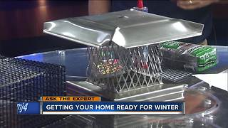 Ask the Expert: Getting your home ready for winter