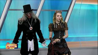 Red Headed Witches: Costumes - Video