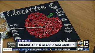 Classes back in session at Abraham Lincoln Traditional School - Video