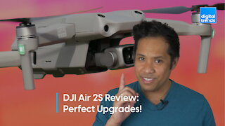 DJI Air 2S Review - The Drone For Everyone!