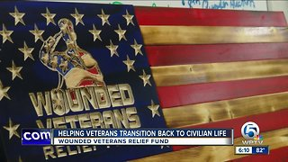 Wounded Veteran Relief Fund helping thousands of veterans