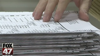 Recount ahead of schedule in Ingham County - Video