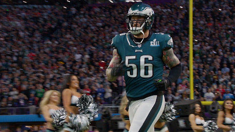 NFL Eagles Player Chris Long Wants To Promote Childhood Education